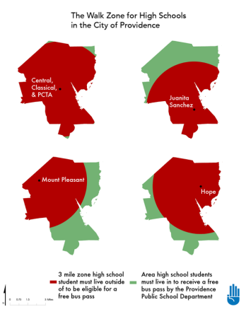 Current Busing Policy Maps